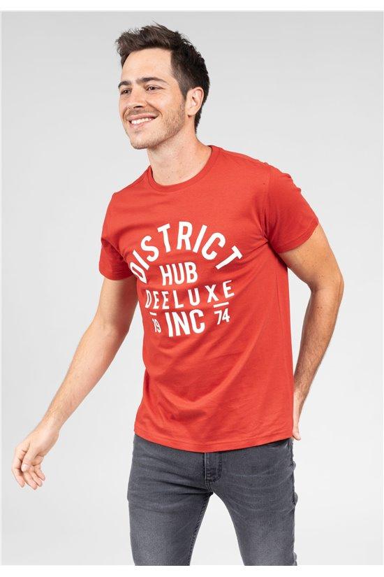 T-Shirt T-Shirt SPENCER Homme 01V199M (66091) - DEELUXE