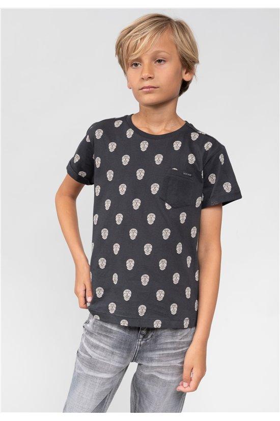 T-Shirt T-Shirt CABEZA Garçon 01V115B (66112) - DEELUXE