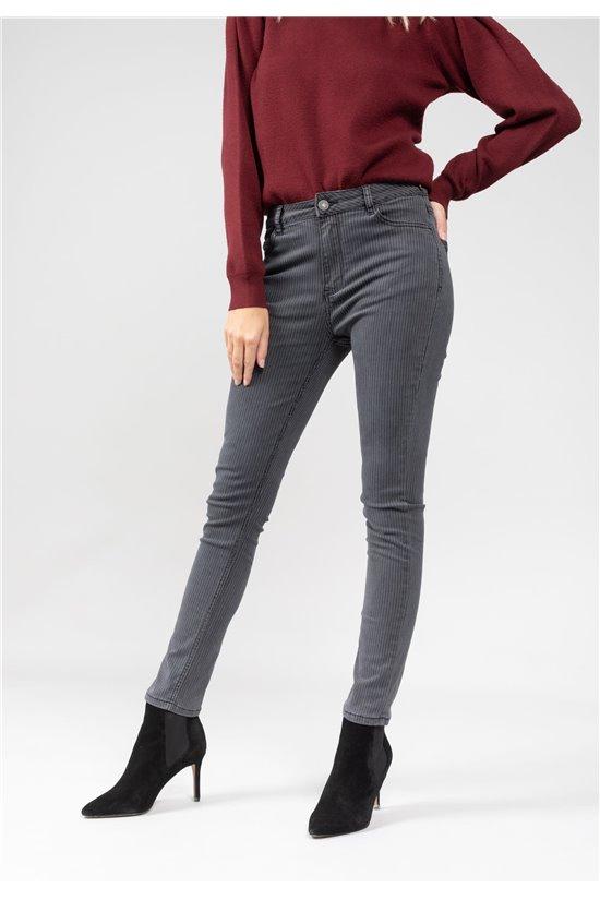 Jean Jeans ZELIA Femme 01VJ808W (66214) - DEELUXE
