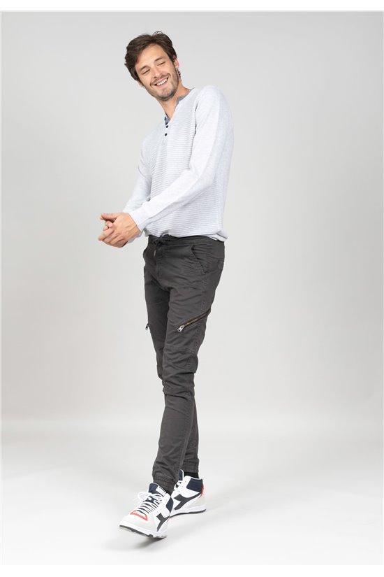 Pantalon Pantalon DUBAI Homme 01V7052M (66278) - DEELUXE