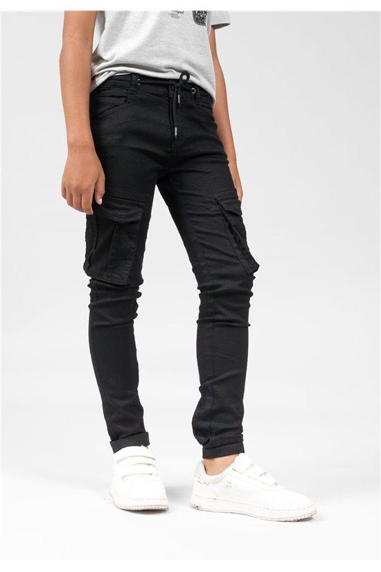 Pantalon Pantalon WILLY Garçon 01V7056B (66341) - DEELUXE