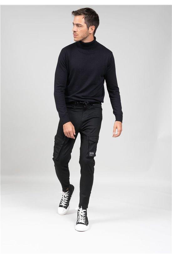 Pantalon Pantalon WILLY Homme 01V7056M (66359) - DEELUXE