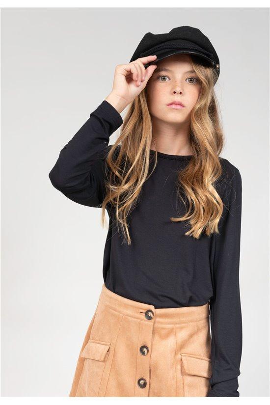 T-Shirt T-Shirt CASANA Fille 01V113G (67806) - DEELUXE