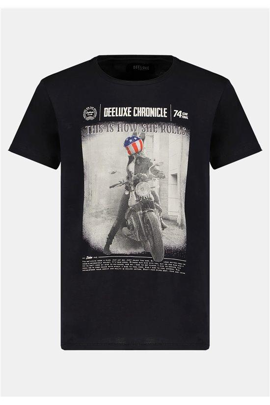 T-Shirt T-Shirt BREAKDOWN Homme 01V122M (67034) - DEELUXE