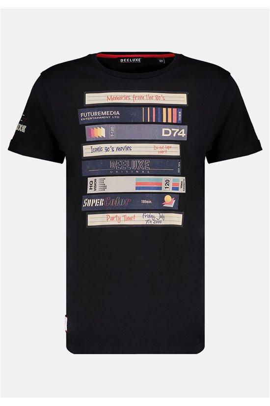 T-Shirt T-Shirt MAGNETO Homme 01V153M (64392) - DEELUXE