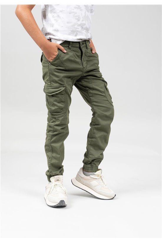 Pantalon Pantalon GARDEN Garçon 01V7050B (68551) - DEELUXE