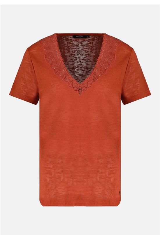 T-Shirt T-Shirt HAYDEN Femme 01V104W (65195) - DEELUXE